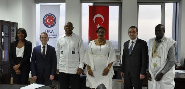 TİKA'dan Afrika Birliği'ne Ekipman Desteği - 3