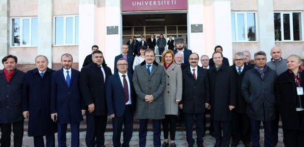 Başbakan Yardımcısı Hakan Çavuşoğlu Moldova'da TİKA Projelerini Ziyaret Etti - 2