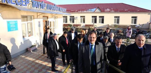 Başbakan Yardımcısı Hakan Çavuşoğlu Moldova'da TİKA Projelerini Ziyaret Etti - 3