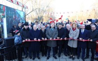Başbakan Yardımcısı Hakan Çavuşoğlu Moldova'da TİKA Projelerini Ziyaret Etti