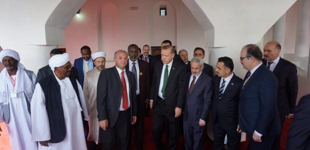 Cumhurbaşkanı Erdoğan, Sevakin Adası'nda - 3