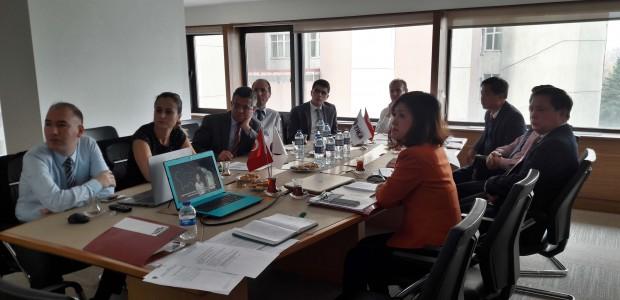 Vietnam İstatistik Ofisi Yetkililerine Tarım İstatistiği Eğitimi Düzenlendi   - 1