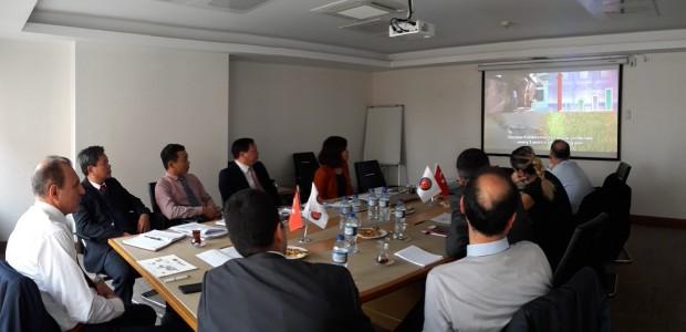 Vietnam İstatistik Ofisi Yetkililerine Tarım İstatistiği Eğitimi Düzenlendi   - 2
