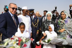 Official Visit of President Recep Tayyip Erdoğan to Chad (26 December 2017)