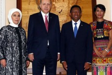 Official Visit of President H.E. Recep Tayyip Erdoğan to Madagascar (25 January 2017)