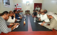 """""""تيكا"""" التركية تناقش مع مسؤولين يمنيين عدداً من المشاريع"""