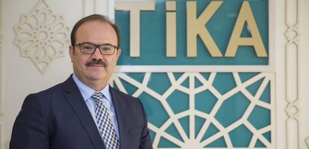 """TİKA President Dr. Serdar Çam: """"The habit of Western allies: It never goes as it is!"""" - 1"""
