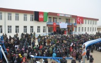 TİKA Remains Supportive of Education in Afghanistan