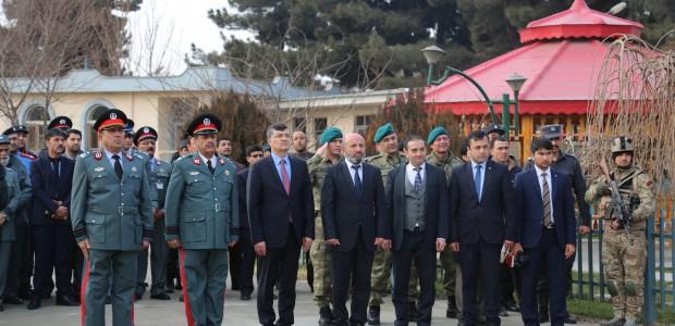 Kabil Hamid Karzai Uluslararası Havaalanı Spor Salonu Hizmete Açıldı - 1