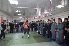 Kabil Hamid Karzai Uluslararası Havaalanı Spor Salonu Hizmete Açıldı