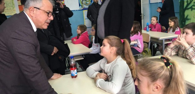 TİKA Continues to Support Educational Infrastructures in Bosnia and Herzegovina - 1