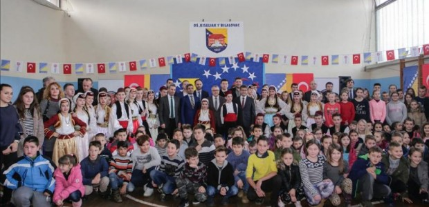 TİKA Continues to Support Educational Infrastructures in Bosnia and Herzegovina - 2
