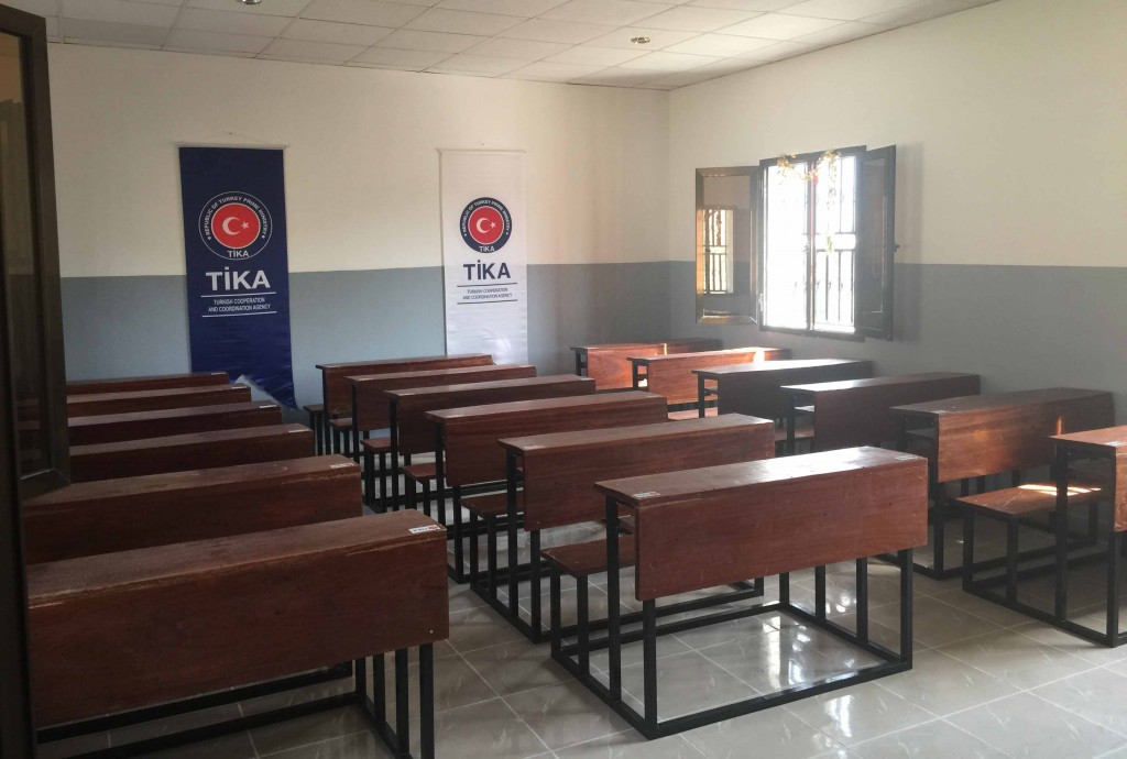 TIKA Offers Education Support to South Sudan - TİKA