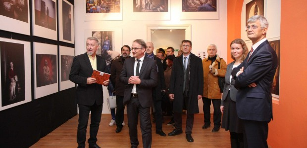"Support from TİKA to ""Historical City of Osijek"" Exhibition in Croatia - 1"