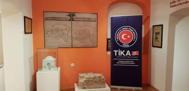 "Support from TİKA to ""Historical City of Osijek"" Exhibition in Croatia - 3"