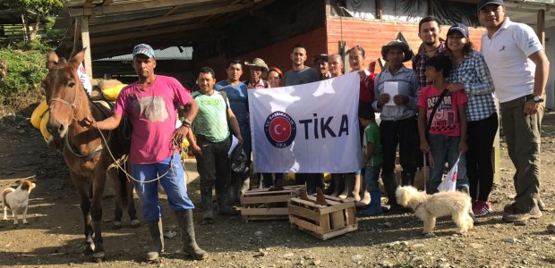 TİKA Supports Rural Development in Colombia's Antioquia Region - 1