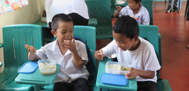 TIKA Launches Feeding Project for Marawi Children - 1
