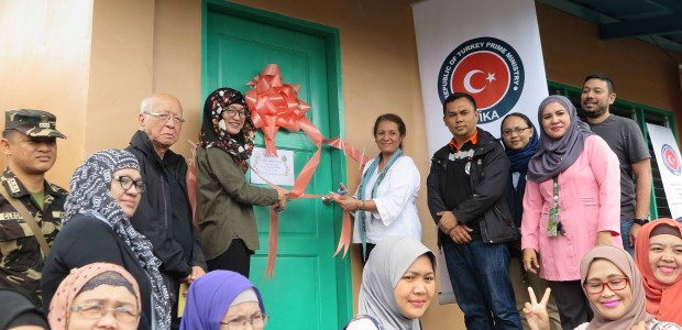 TIKA Launches Feeding Project for Marawi Children - 2