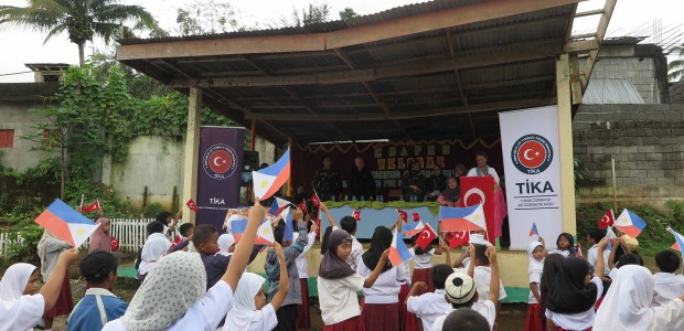TIKA Launches Feeding Project for Marawi Children - 4