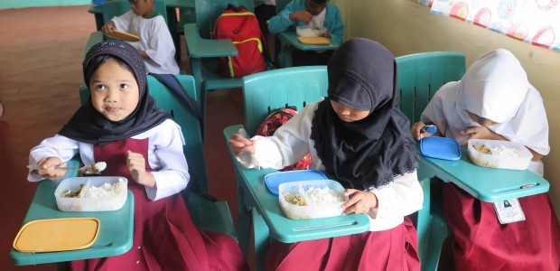 TIKA Launches Feeding Project for Marawi Children - 3