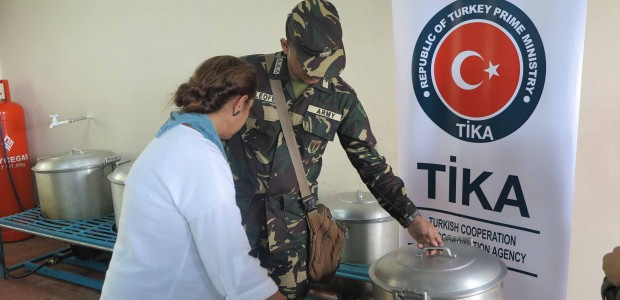 TIKA Launches Feeding Project for Marawi Children - 5