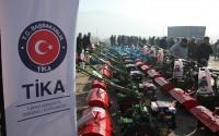 Sırbistan'da Ahududu Üretiminin Geliştirilmesine TİKA Desteği