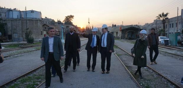 TİKA Başkanı Dr. Serdar Çam Ürdün'de - 2