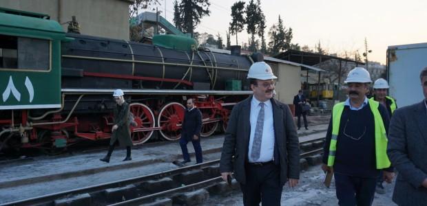 TİKA Başkanı Dr. Serdar Çam Ürdün'de - 4