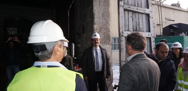 TİKA Başkanı Dr. Serdar Çam Ürdün'de - 5