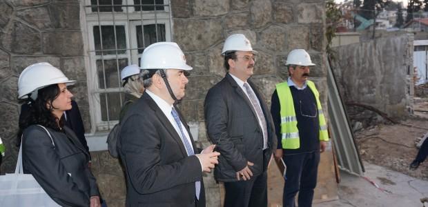 TİKA Başkanı Dr. Serdar Çam Ürdün'de - 9