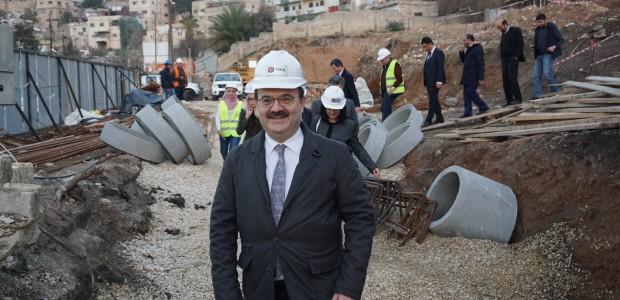 TİKA Başkanı Dr. Serdar Çam Ürdün'de - 10