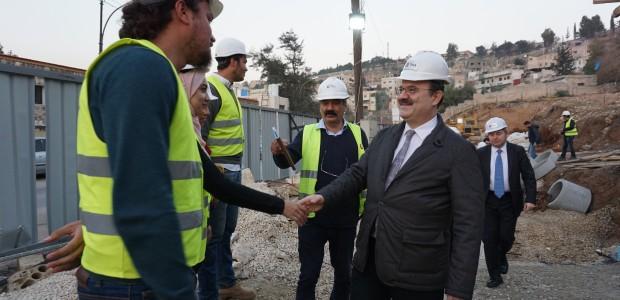 TİKA Başkanı Dr. Serdar Çam Ürdün'de - 11