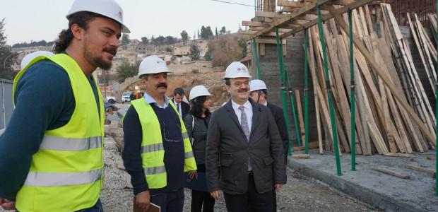 TİKA Başkanı Dr. Serdar Çam Ürdün'de - 12