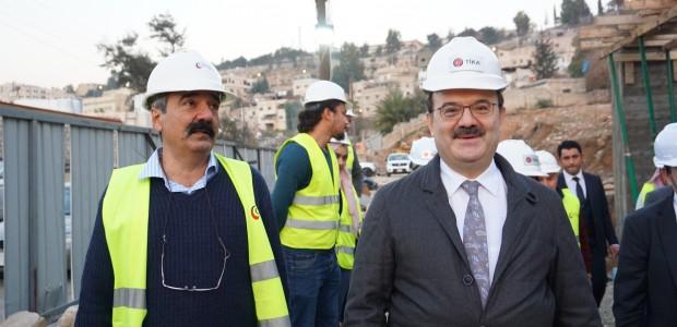 TİKA Başkanı Dr. Serdar Çam Ürdün'de - 14
