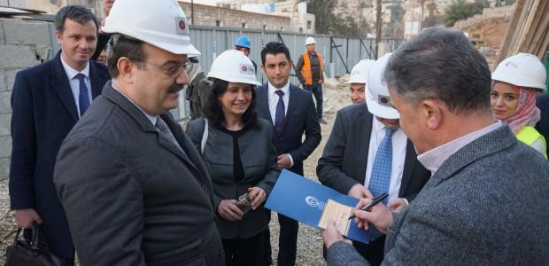 TİKA Başkanı Dr. Serdar Çam Ürdün'de - 16