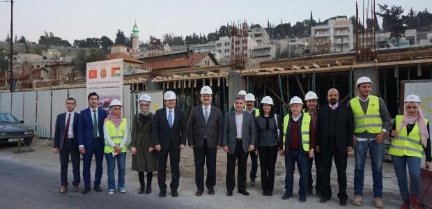 TİKA Başkanı Dr. Serdar Çam Ürdün'de - 20