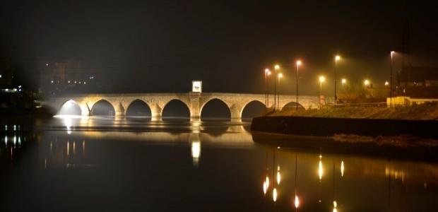 Tarihi Köprü TİKA Eliyle Restore Edildi  - 4