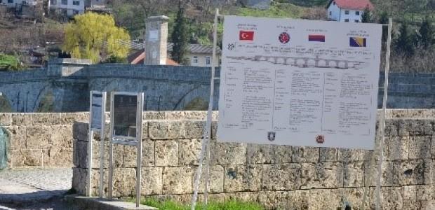 Tarihi Köprü TİKA Eliyle Restore Edildi  - 5