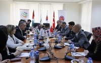 A Protocol was Signed between TİKA and Palestinian PICA