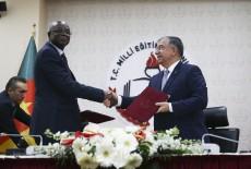 Türkiye'den Kamerun'a Eğitim Hamlesi