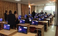 A Language Laboratory by TİKA to Congo Ministry of Foreign Affairs