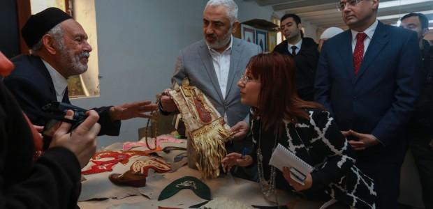 """""""تيكا"""" التركية تفتتح مختبرا للحاسوب بمدرسة عثمانية في طرابلس الليبية - 2"""