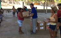 TİKA is the First to Lend a Helping Hand after the Earthquakes in Mexico
