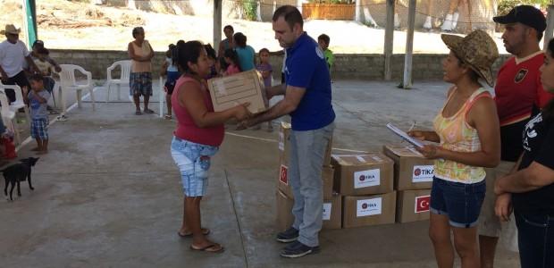 """""""تيكا"""" التركية تقدّم مساعدات تنموية وإنسانية في أفغانستان والمكسيك - 4"""