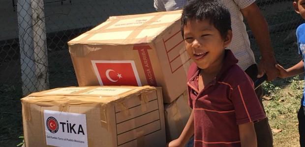 """""""تيكا"""" التركية تقدّم مساعدات تنموية وإنسانية في أفغانستان والمكسيك - 6"""