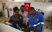 TİKA Shares Turkey's Vocational Training Experience in Mozambique