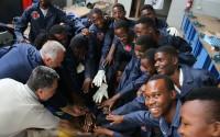تيكا التركية تقيم دورة للتعليم المهني لـ40 طالبا من موزمبيق