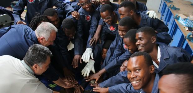 TİKA Türkiye'nin Mesleki Eğitim Tecrübelerini Mozambik'e Aktarıyor - 5