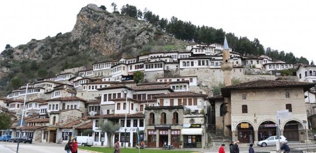 Arnavutluk Başbakanı Edi Rama Berat'ta TİKA'nın Restorasyon Projelerini İnceledi - 2