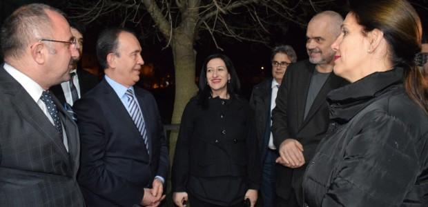 Albanian Prime Minister Edi Rama Inspected TİKA's Restoration Projects in Berat - 2